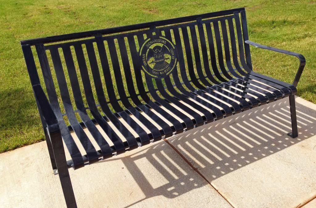 Classic Memorial Bench